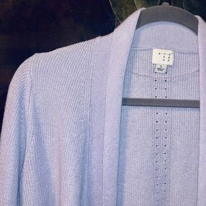 Lilac A New Day Cardigan☔️